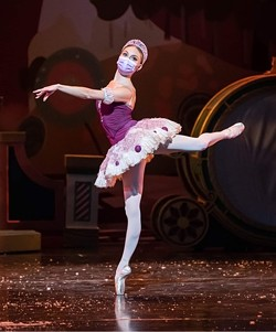 Sugar Plum Fairy - DIANA BITTLE