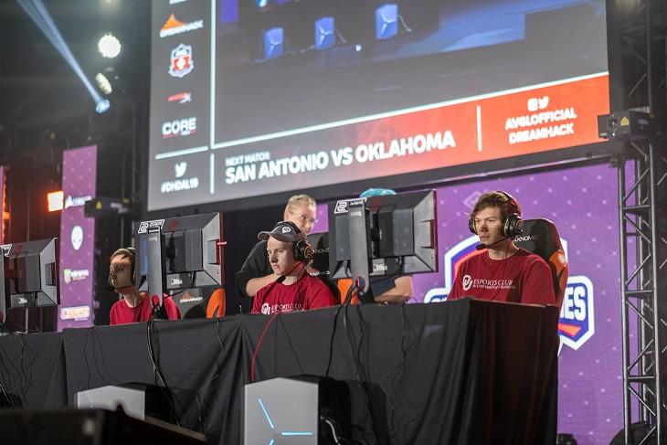 Oklahoma University Esports Team - PHOTOS PROVIDED | SOONERESPORTS.ORG