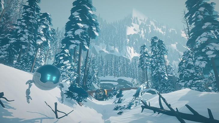 Screen Grab of Arctic Awakening by GoldFire Studios - PHOTO PROVIDED