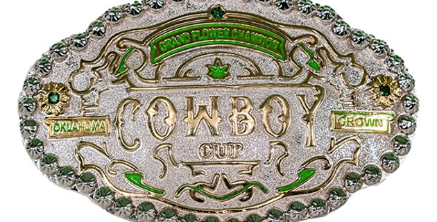 Cannabis cowboys