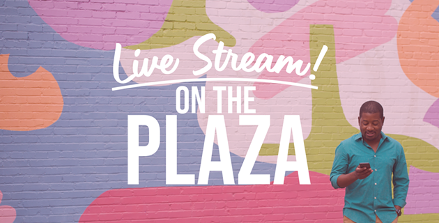 PRESS RELEASE Plaza District announces Plaza Support Fund and live stream event