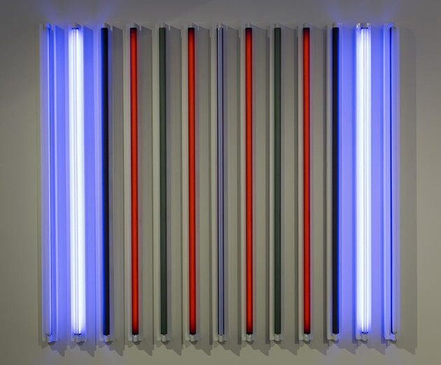 Robert Irwin, Lucky You, 2011. © Robert Irwin, courtesy of the Carl & Marilynn Thoma Art Foundation.
