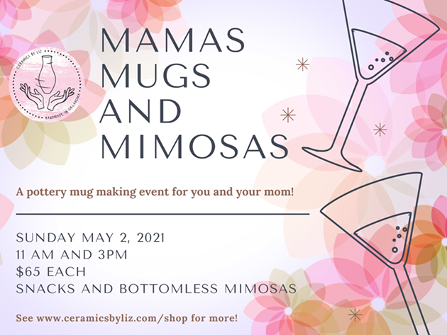A Mother's Day Clay Event