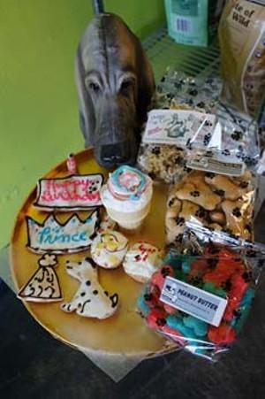 Barking dog bakery in Oklahoma City, Thursday, Aug. 6, 2015.  (Garett Fisbeck) - GARETT FISBECK
