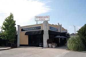 Cheever's Cafe in Oklahoma City, Wednesday, Aug 5, 2015.  (Garett Fisbeck) - GARETT FISBECK