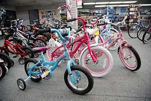 Al's Bicycles in Oklahoma City, Wednesday, June 24, 2015.  (Garett Fisbeck) - GARETT FISBECK