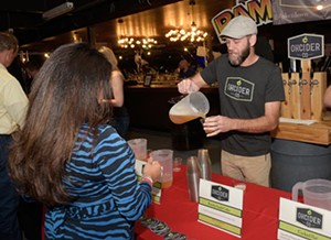 Best of OKC 2017 party at the Criterion, Tuesday, Aug. 22, 2017.  (Garett Fisbeck)