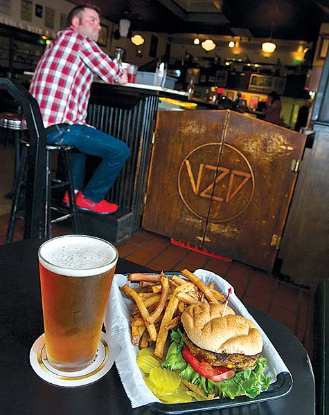 VZD's has featured beer, food and live music for more than 30 years. (Shannon Cornman / File)