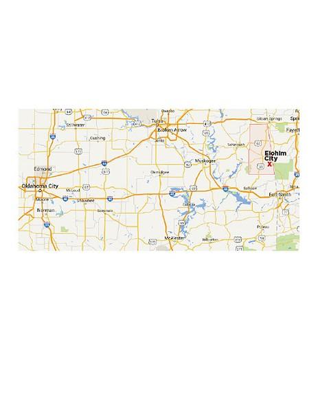 (Google Maps / Oklahoma Gazette)