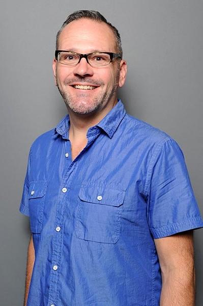 Michael Clark - GARETT FISBECK