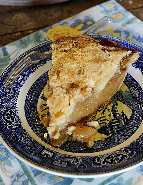 Apple Pie at ND Foods in Oklahoma City, Thursday, June 18, 2015. - GARETT FISBECK