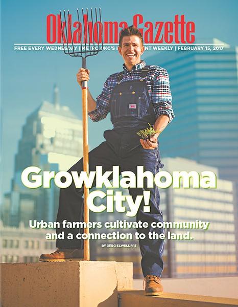 (Photo Garett Fisbeck / Oklahoma Gazette)