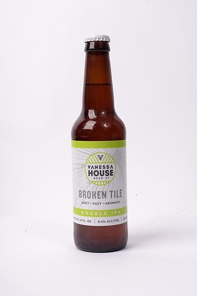 Vanessa House Broken Tile for Fall Brew Review 2017. - GARETT FISBECK