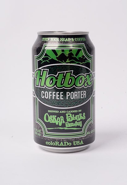 Hotbox Coffee Porter for Fall Brew Review 2017. - GARETT FISBECK