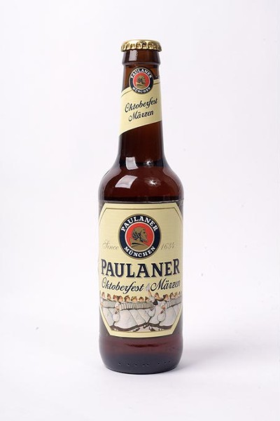 Paulaner Oktoberfest Marzen for Fall Brew Review 2017. - GARETT FISBECK