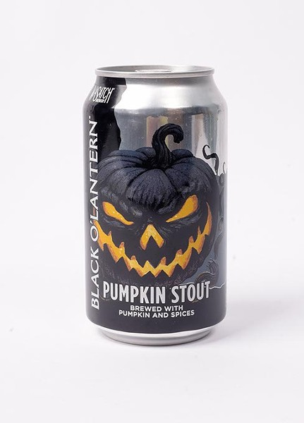 Wasatch Pumpkin Stout for Fall Brew Review 2017. - GARETT FISBECK