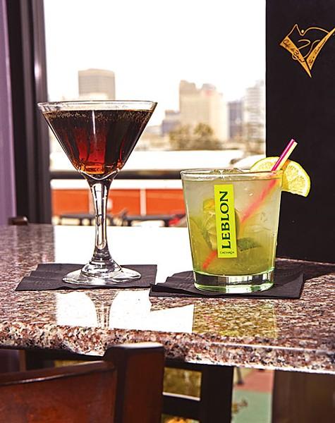 Bossa Nova Caipirinha Lounge