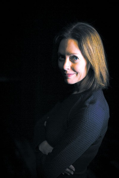 New York-based actress Stacey Logan returns to CityRep for Heisenberg.   Photo Oklahoma City Repertory Theatre / provided