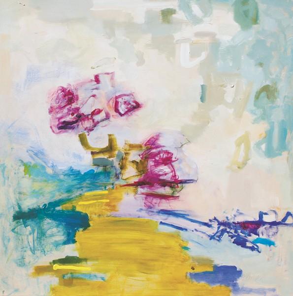 """""""Magenta Hydrangeas"""" by Beth Hammack - PROVIDED"""
