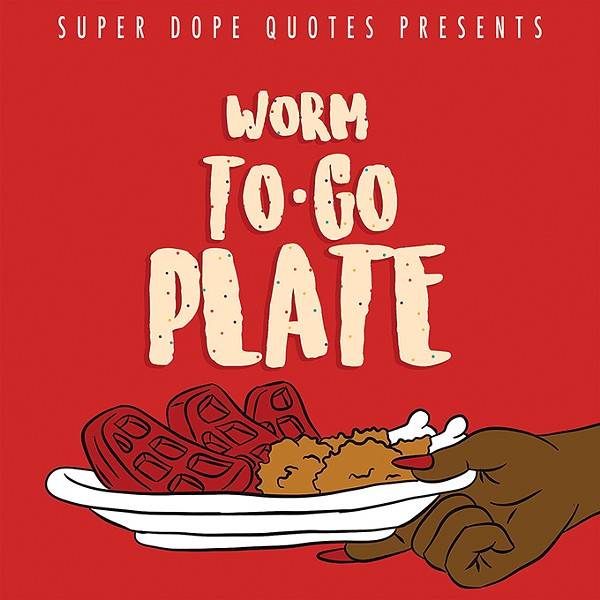To Go Plate - PROVIDED