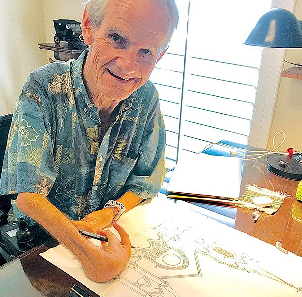 Greg Burns' exhibit is on display at Oklahoma History Center through Sept. 29. - GREG BURNS / PROVIDED