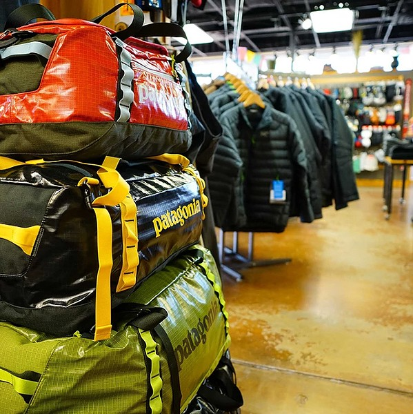 Native Summit Adventure Outfitters stocks items needed for every kind of outdoor experience, from camping to climbing. - NATIVE SUMMIT ADVENTURE OUTFITTERS / PROVIDED