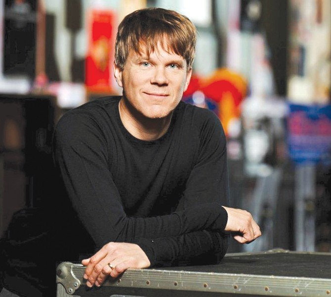 Oklahoma City Philharmonic music director Alexander Mickelthwate. - PROVIDED