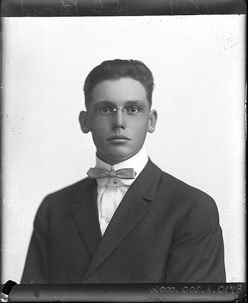 During World War I, O.C. Boyd was a member of the 90th Infantry Division, comprising draftees from Texas and Oklahoma. - NATIONAL COWBOY & WESTERN HERITAGE MUSEUM / PROVIDED