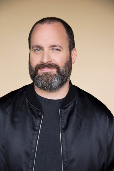 Comedian Tom Segura performs three shows at Tower Theatre Tuesday and Jan. 23. - PROVIDED