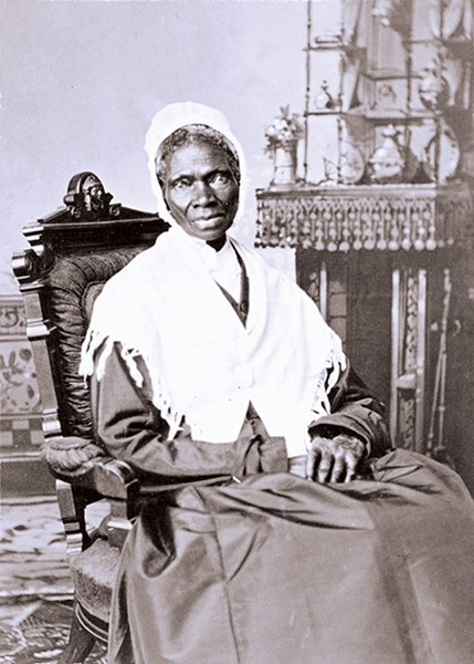 Ain't I a Woman is named after a speech given by abolitionist Sojourner Truth. - WIKIMEDIA COMMONS / PROVIDED