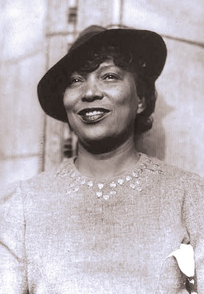 Novelist and anthropologist Zora Neale Hurston is one of the women portrayed in Ain't I a Woman. - WIKIMEDIA COMMONS / PROVIDED