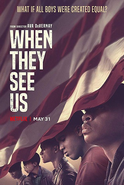 When They See Us - NETFLIX / PROVIDED