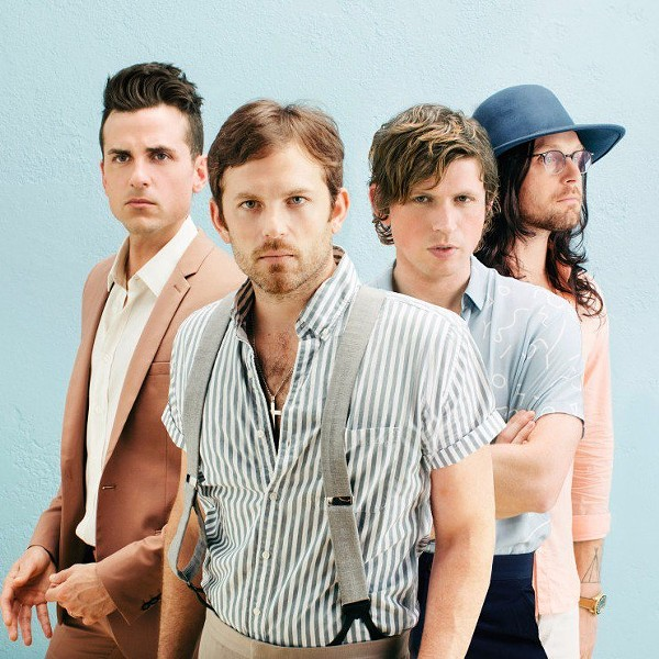 Kings of Leon will perform a free concert during the three-day opening of Scissortail Park Sept. 27. - PHOTO RCA RECORDS / PROVIDED