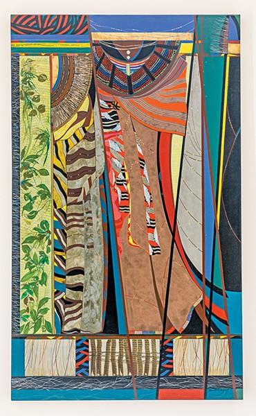 """""""Masai"""" by Brenda Kingery - OKLAHOMA CITY UNIVERSITY / PROVIDED"""