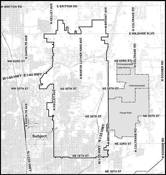 The Healthy Neighborhood Overlay would require new small-box discount stores to be a mile from other similar stores unless they have a pharmacy or 500 square feet dedicated to fresh meats, fruits and vegetables. - PROVIDED