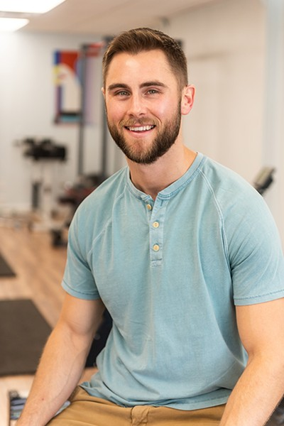 Brent Wilson is a certified personal trainer and dietitian with i2U Culinary Solutions. - PROVIDED