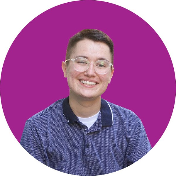 Matthew Salcido is a trans community organizer and climate justice activist working to create an Oklahoma for all of us. - PROVIDED
