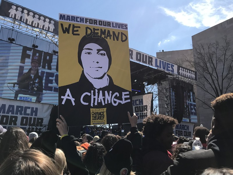Parkland Rising is available to stream as part of deadCenter Film Festival 5-11:59 p.m. June 13, 14 and 15 at deadcenterfilm.org. - PARKLAND RISING / DEADCENTER FILM FESTIVAL / PROVIDED