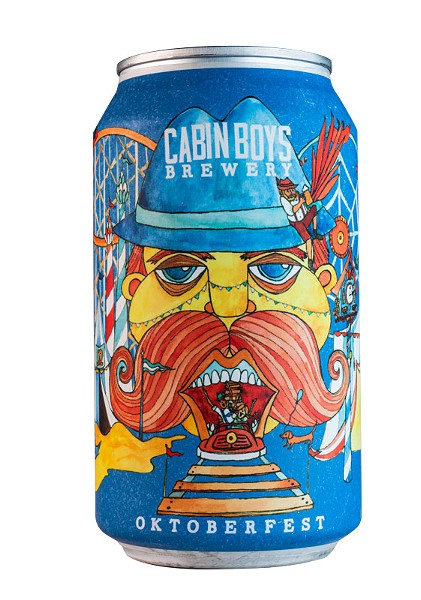 Cabin Boys Brewery - PHIL DANNER