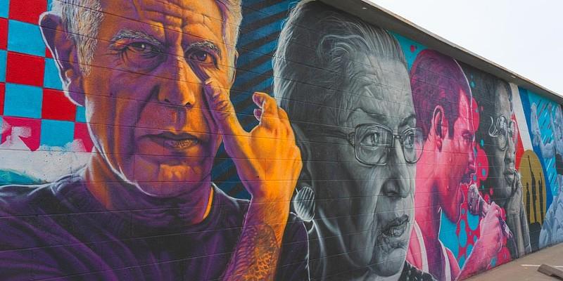 Carlos Barboza's mural at Stonecloud @cbaroza_art