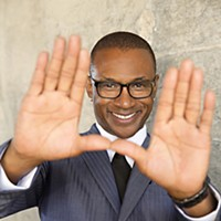 Tommy Davidson brings high-energy act to OKC on Friday