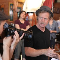 Producer Kjarval tells why he made Rudderless