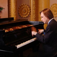 UCO fundraiser features unique pianist Valery Kuleshov
