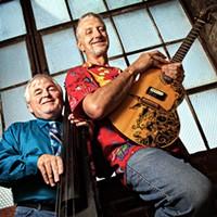 Veteran duo Trout Fishing in America is reeling in the folk