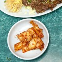 If you long for Korean cuisine and shopping, OK Ko-Mart has both