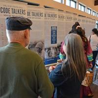 Native American Code Talkers honored in new exhibit