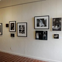 Furies & Graces art exhibit at The Project Box in Oklahoma City, Wednesday, Dec. 30, 2015.