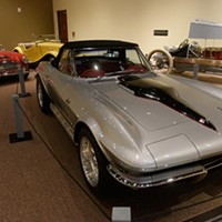 The Art of Speed exhibit at the Oklahoma History Center, Wednesday, July 5, 2017.