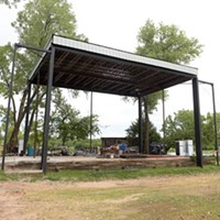 Ampitheatre at Lost Lakes Amphitheater and Water Park in Oklahoma City, Thursday, Aug. 4, 2016.