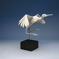 Dancing Crane by Robert J. Lang